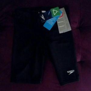 Speedo Swim - Power Flex Eco Speedo Boys Jammer Swim Shorts